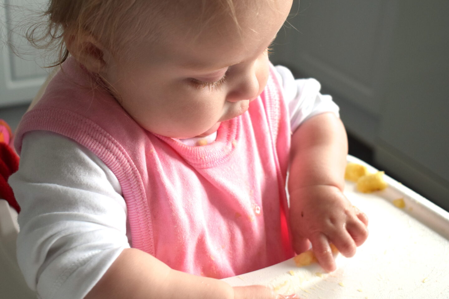 Our baby's Cow's Milk Protein Allergy (CMPA) journey